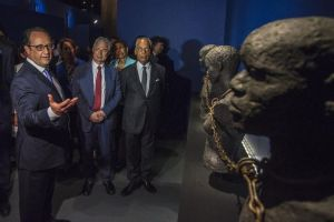 hollande slave memorial