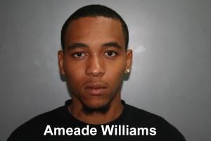 Mug Shot - Ameade Williams
