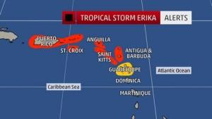 trop storm erika