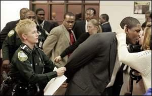 michael morton in court