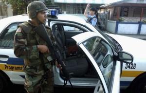 national guard PR plus police