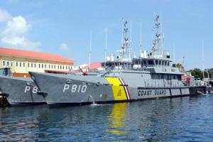 Dutch carib Coast-Guard
