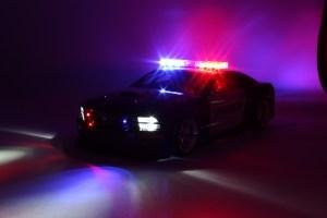 police lighter
