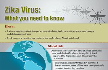 Zika In British Virgin Islands