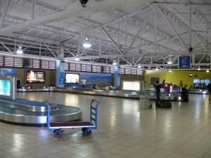 baggage claim STT