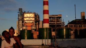 Cuba electric