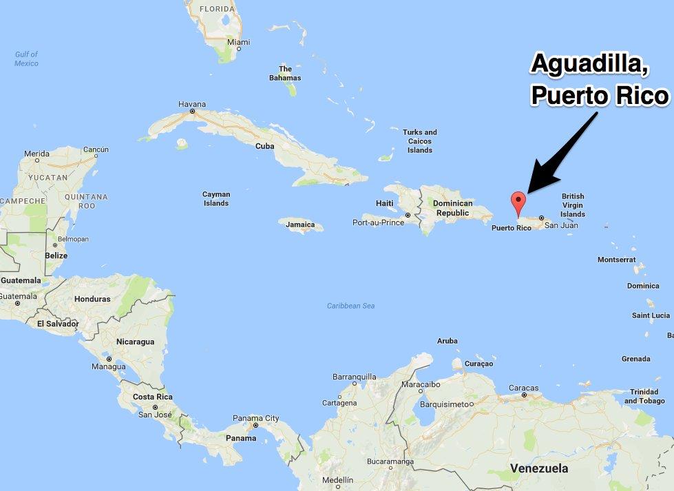 aguadilla-pr-map | Virgin Islands Free Press