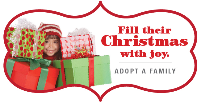 Adopt A Family For Christmas.Human Services Needs Sponsors For Holiday Adopt A Family
