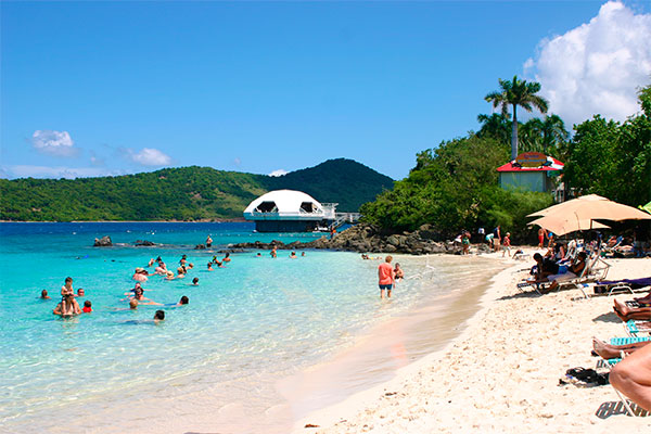 Magens Bay Coki Beach Or Brewers Bay