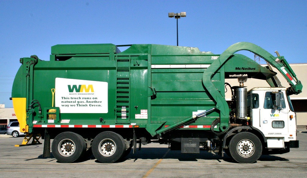 Waste Management Authority Says That It Can T Pick Up