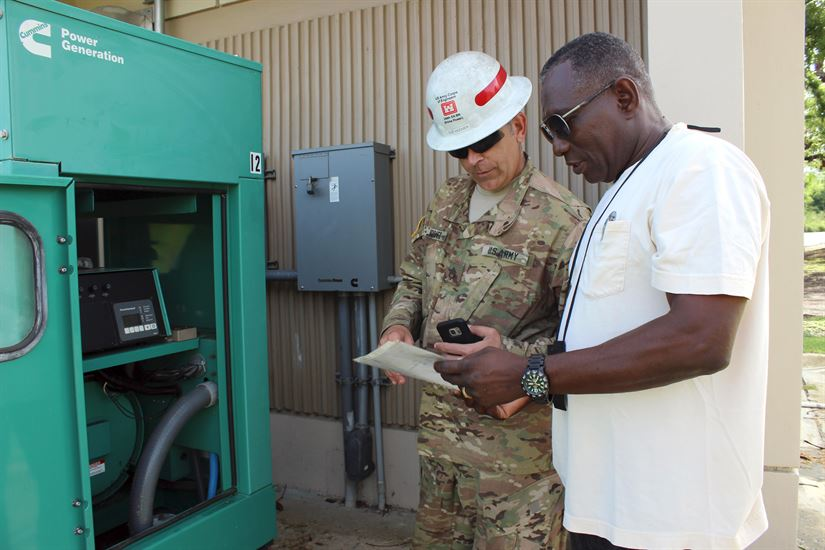 U S  Army Corp of Engineers Says It Didn't Just Fix Mapp's Generator