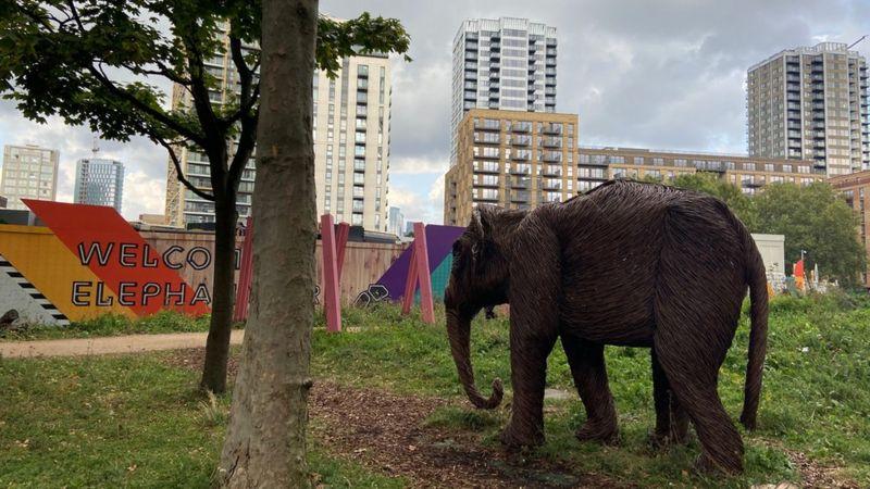 Elephant and Castle, el «barrio latino» de Londres que se rehúsa a desaparecer