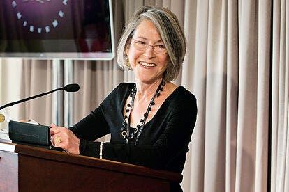 La estadounidense Louise Glück, electa Premio Nobel de Literatura 2020