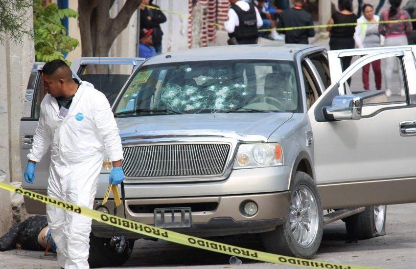 Violencia se incrementa al límite en mexicano Guanajuato con 103 muertos en 7 días