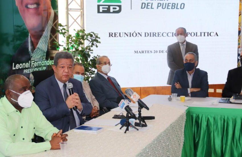 """Leonel Fernández: """"Apertura oficial del Primer Congreso del Pueblo Profesor Juan Bosch será el 9 de noviembre"""""""