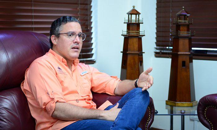 Según Jean Luis Rodríguez los puertos empiezan a recuperase en RD