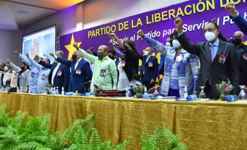 Comité Central del PLD formaliza instalación del IX Congreso