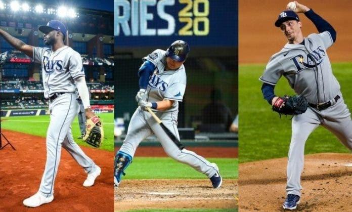 Rays vencen Dodgers y empatan 1-1 la Serie Mundia