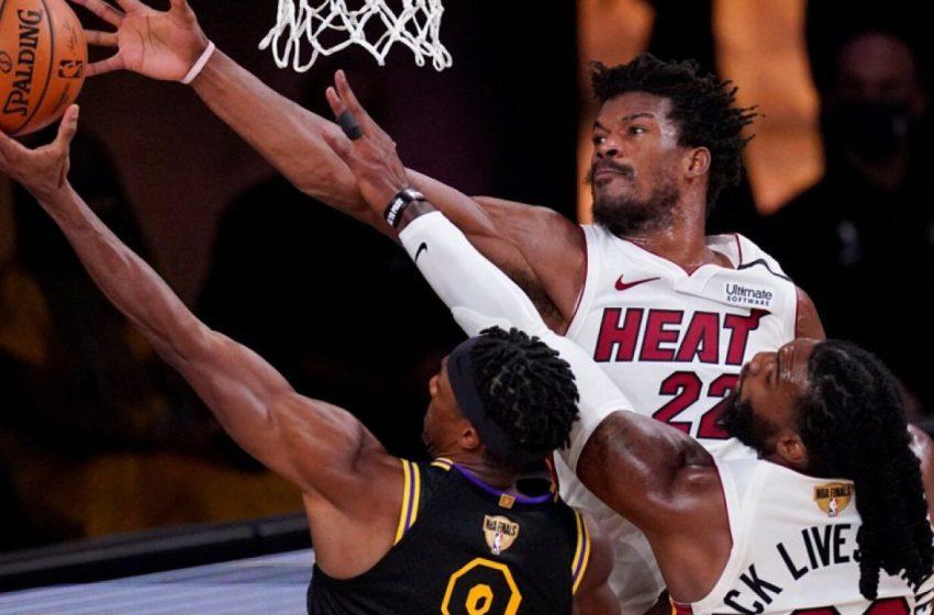 Jimmy Butler mantiene con vida al Heat y extiende la serie en Las Finales de la NBA