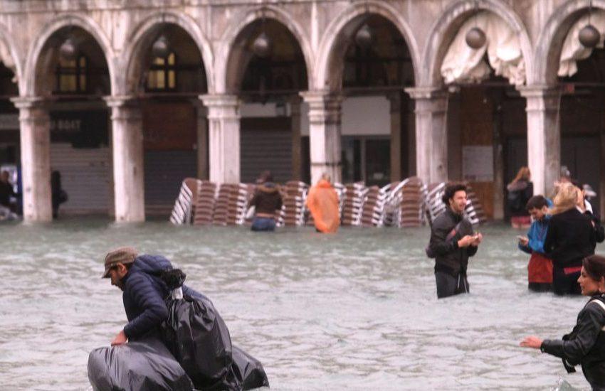 Mal tiempo en el norte de Italia deja un muerto y 11 desaparecidos