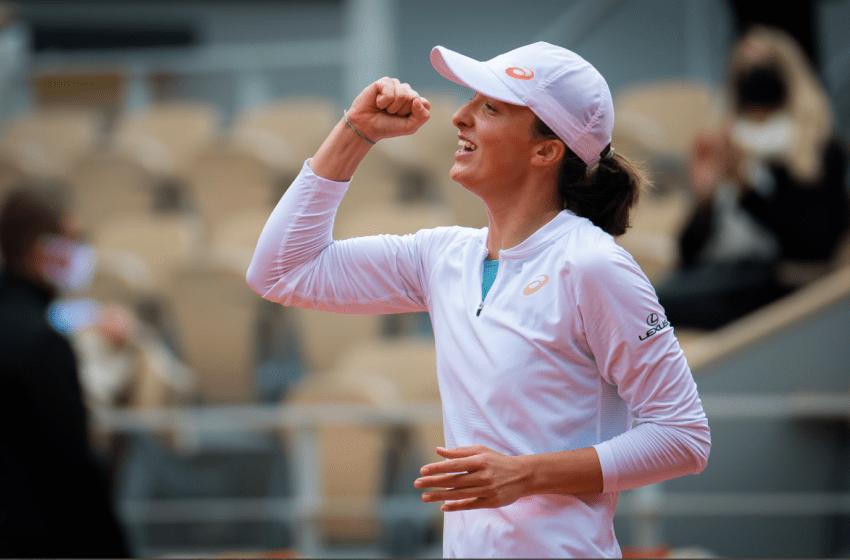 Iga Swiatek vence a Sofia Kenin por el título del Abierto de Francia