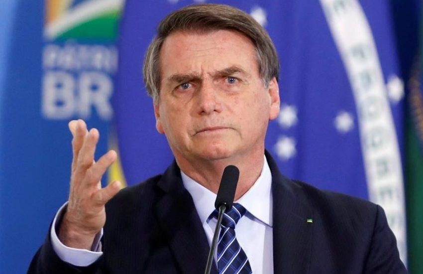 Bolsonaro anuncia nuevo atraso en inicio de vacunación en medio de cacerolazo