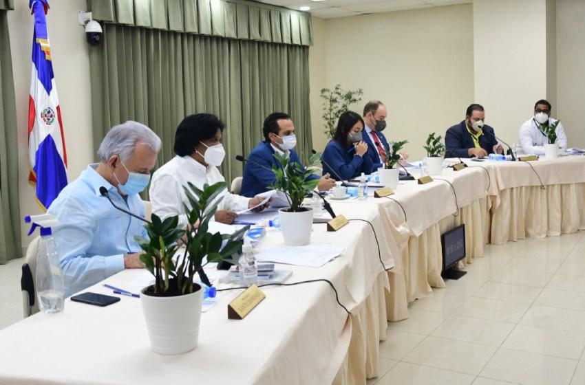 Concluyen entrevistas a los aspirantes a la Junta Central Electoral