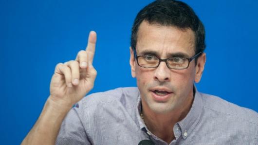 Henrique Capriles da total rechazo a las legislativas en Venezuela si no hay observación de la UE