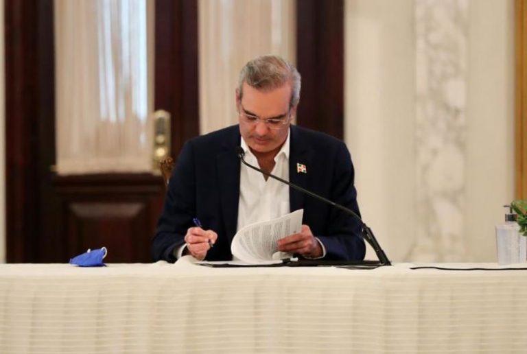 Presidente Abinader enviará hoy al Congreso Nacional presupuesto del 2021