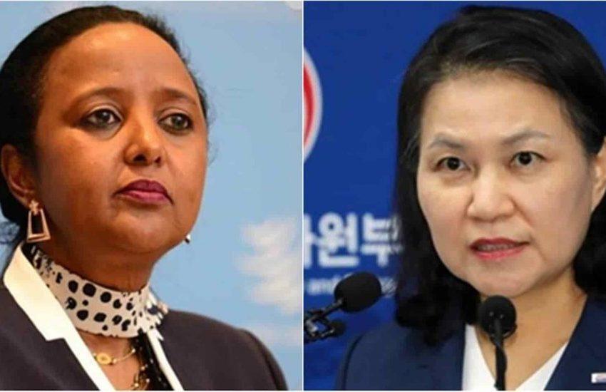 Dos mujeres, una asiática y otra africana, finalistas a dirigir la OMC
