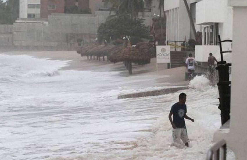 Norbert causa lluvias en el noroeste de México tras reconvertirse en tormenta