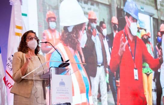 Unicef hace llamado a la sociedad dominicana a unir esfuerzos para el éxito del año escolar