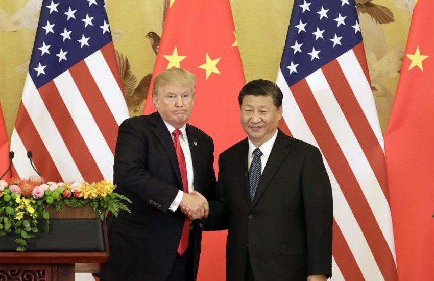 """Xi desea una """"pronta recuperación"""" a la pareja presidencial de EEUU"""