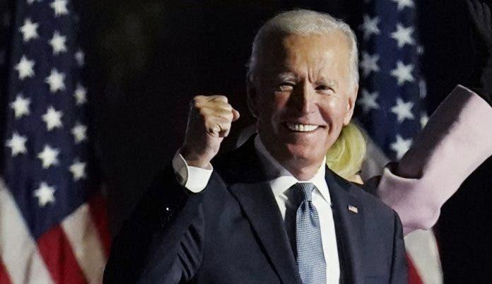 Biden virtual presidente electo de Estados Unidos