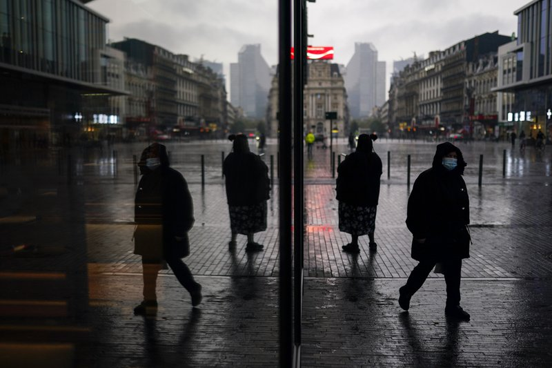 Rebrote de coronavirus en Bélgica se está frenando