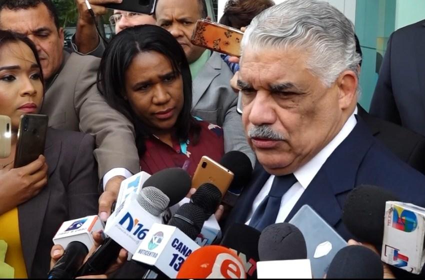 El 98% de los perredeístas desea la dimisión del Miguel Vargas, dice vicepresidente del PRD
