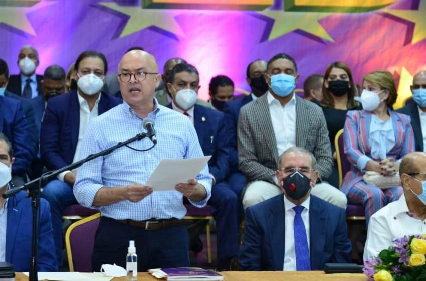 PLD califica gobierno de Abinader de inexperto e incoherente