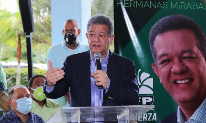 Leonel Fernández dice que el PLD pasa situación difícil porque se embriagó de poder