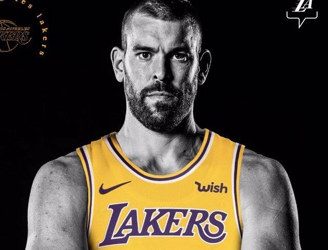 Marc Gasol tiene chance de ganar con los Lakers