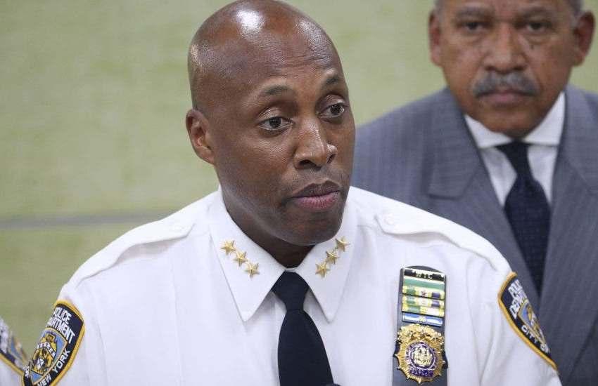 La Policía de Nueva York anuncia nueva unidad para investigar actos de saqueo