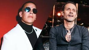El puertorriqueño Daddy Yankee anuncia una colaboración con Marc Anthony