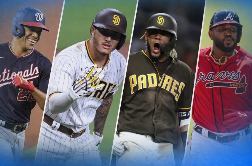 Tatis Jr., Machado, Ozuna y Soto en el 1er equipo todos estrellas de MLB en 2020