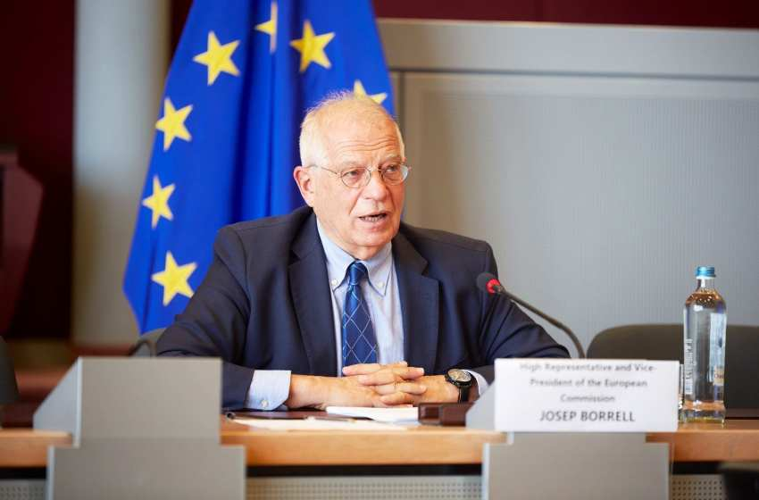 Borrell: La UE tiene 'oportunidad única' para 'diseñar' la relación con EEUU