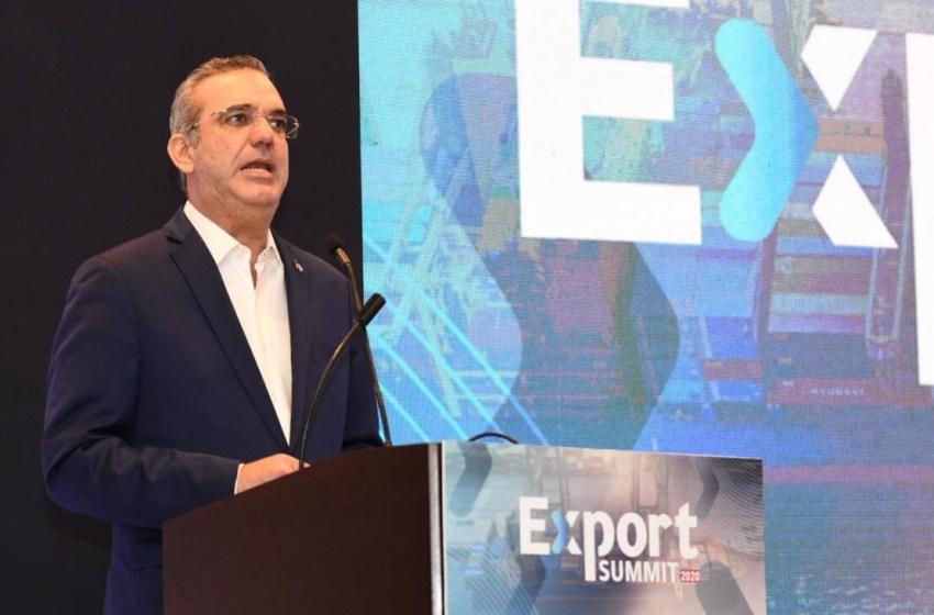 Presidente afirma aumento exportaciones favorece la recuperación económica y bienestar de la gente
