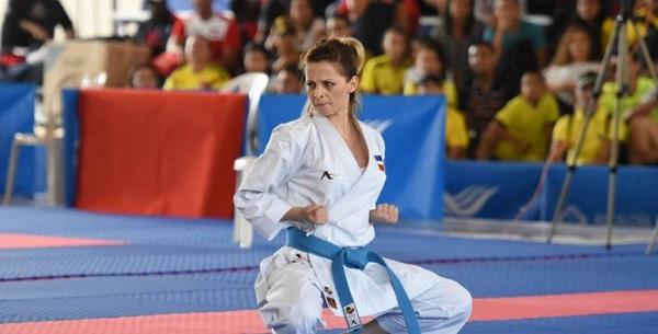 La Karateca María Dimitrova es la Atleta del año de la ACD