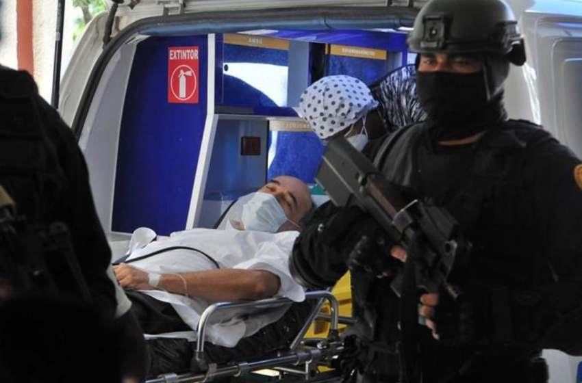 Dos centros de salud descartan que Francisco Pagán curse una enfermedad cerebrovascular aguda