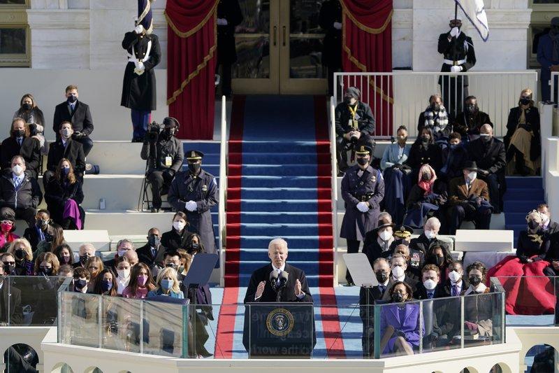 Análisis: Biden hace un llamado urgente a la unidad de EEUU