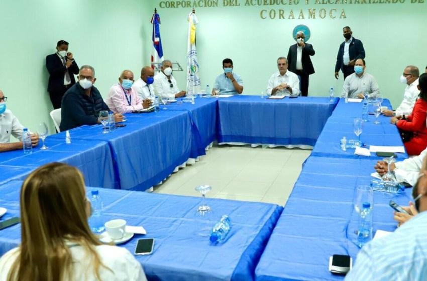 Gobierno trabajará en Plan Nacional del Agua para garantizar suministro y calidad