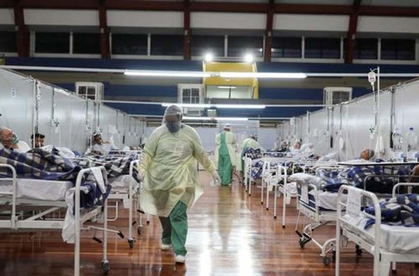 La pandemia se agrava más en todo el mundo