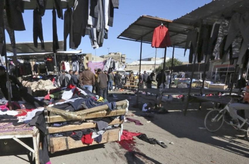 Funcionarios: ataques suicidas matan a al menos 6 en Bagdad